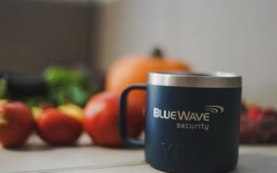 Thinking Green at BlueWave Security